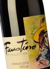Faustino Art Collection Crianza  2016