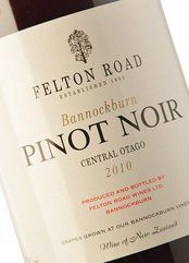 Felton Road Pinot Noir Bannockburn 2017