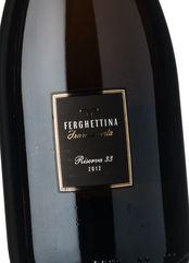 La Ferghettina Riserva 33 Pas Dosé 2012