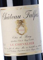 Château Falfas Le Chevalier 2006