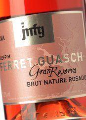 J. M. Ferret Guasch GR Brut Nature Rosat 2011