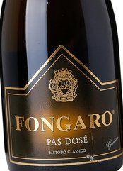 Fongaro Lessini Durello Ris. Pas dosé Et.Nera 2009