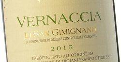 Fontaleoni Vernaccia di San Gimignano 2017