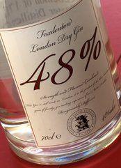 Foxdenton London Dry Gin 48%