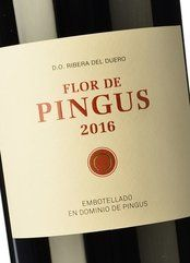 Flor de Pingus 2016