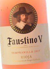 Faustino V Rosado 2018