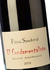 Finca Sandoval El Fundamentalista 2015