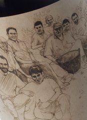 El Garnacho Viejo de la Familia Acha 2009