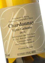 Ruiz de Cardenas Chardonnay Vigna Galanta 2015