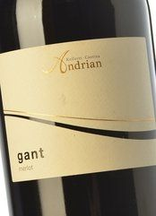 Andriano Merlot Gant 2015