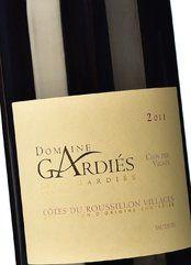 Domaine Gardiès Clos des Vignes Rouge 2011