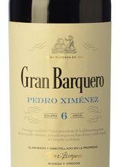 Gran Barquero Pedro Ximénez (75 cl.)
