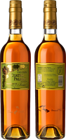 G. Byass Amontillado Cuatro Palmas 2016 (50cl)