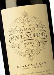 Gran Enemigo Gualtallary Single Vineyard 2013 (3L)