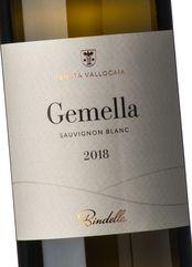 Bindella Sauvignon Gemella 2018