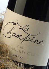 Jean Michel Gerin La Champine 2011