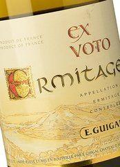 E. Guigal Ex Voto Ermitage Blanc 2012