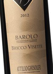 Attilio Ghisolfi Barolo Bussia Bricco Visette 2012