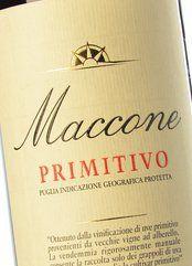 Angiuli Primitivo Maccone 2017