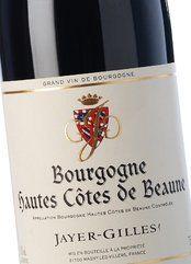 Gilles Jayer Bourgogne Hautes-Côtes-de-Beaune 2012
