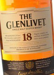 The Glenlivet 18
