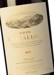 Álvaro Palacios Vi de Vila Gratallops 2017