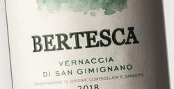 Grevepesa Vernaccia di San Gimignano Bertesca 2018
