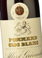 Albert Grivault Pommard 1er Cru Clos Blanc 2014