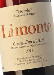 Braida Grignolino d'Asti Limonte 2017