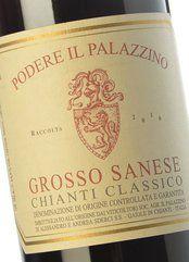 Il Palazzino Chianti Classico Grosso Sanese 2012