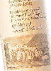Hauner Malvasia delle Lipari Passito 2017 (0.5 l)