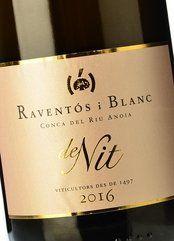 Raventós i Blanc de Nit 2017