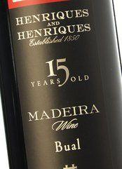Henriques & Henriques Boal 15 (50 cl.)