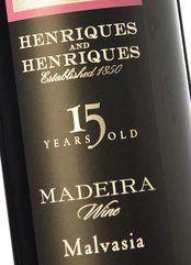 Henriques & Henriques Malvasia 15 (50 cl.)
