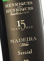 Henriques & Henriques Sercial 15 (50 cl.)