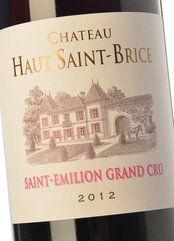 Château Haut Saint Brice 2015