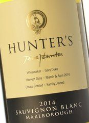 Hunter's Sauvignon Blanc 2016