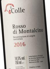 Il Colle Rosso di Montalcino 2016