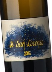 San Lorenzo Il San Lorenzo Bianco 2006