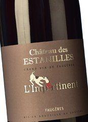 Château des Estanilles L'Impertinent Rouge 2014