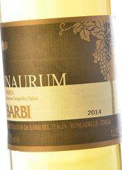 Barbi Inaurum 2014 (37.5 cl)