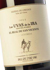 Las Uvas de la Ira El Real de San Vicente 2016