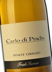 Carlo di Pradis Isonzo Pinot Grigio 2016