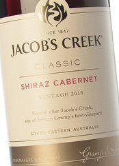 Jacob's Creek Classic Shiraz Cabernet 2018
