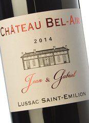 Château Bel-Air Jean & Gabriel 2015