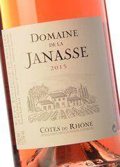 Domaine La Janasse Côtes-du-Rhone Rosé 2017