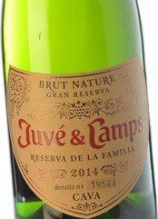 Juvé & Camps Reserva de la Familia 2016