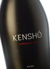 Kensho Nigori Sake