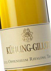 Kühling-Gillot Oppenheim Riesling Trocken 2012