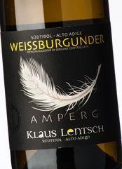 Klaus Lentsch Pinot Bianco Amperg 2018